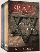 DVD-Israel A Journey Through Time-6 DVD